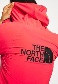 The North Face - WOMENS VARUNA JACKET WITH PRINT - Veste coupe-vent - cayenne red - 3