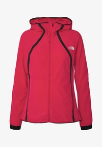 The North Face - WOMENS VARUNA JACKET WITH PRINT - Veste coupe-vent - cayenne red - 5