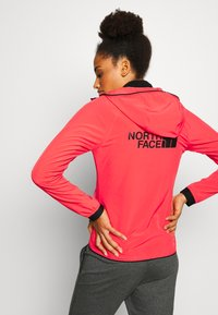 The North Face - WOMENS VARUNA JACKET WITH PRINT - Veste coupe-vent - cayenne red - 2