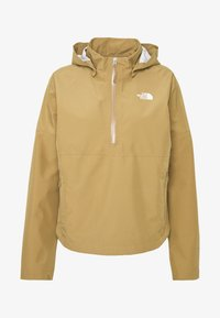 The North Face - W ARQUE ACTIVE TRAIL FUTURELIGHT JACKET - Giacca hard shell - kelp tan - 6