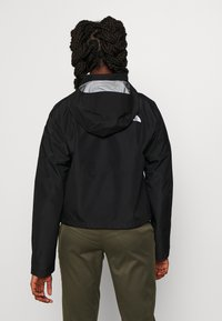 The North Face - W ARQUE ACTIVE TRAIL FUTURELIGHT JACKET - Hardshell jacket - black - 2