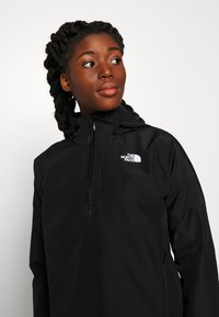 The North Face - W ARQUE ACTIVE TRAIL FUTURELIGHT JACKET - Hardshell jacket - black - 4