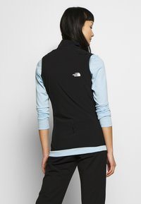 The North Face - WOMENS LIGHTNING TECH VEST - Waistcoat - tnf black - 2