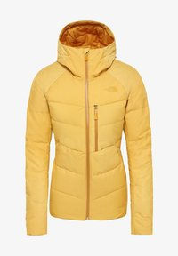 The North Face - Gewatteerde jas - yellow - 0