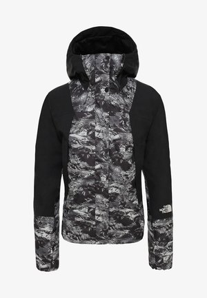 MOUNTAIN LIGHT DRYVENT - Winter jacket - black