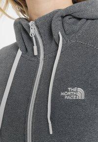 The North Face - MEZZALUNA - Fleecejakker - black - 5