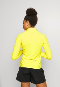 The North Face - WOMENS 100 GLACIER 1/4 ZIP - Fleece trui - lemon - 2