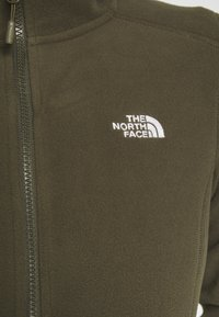 The North Face - WOMENS GLACIER FULL ZIP - Fleecejakke - new taupe green - 5