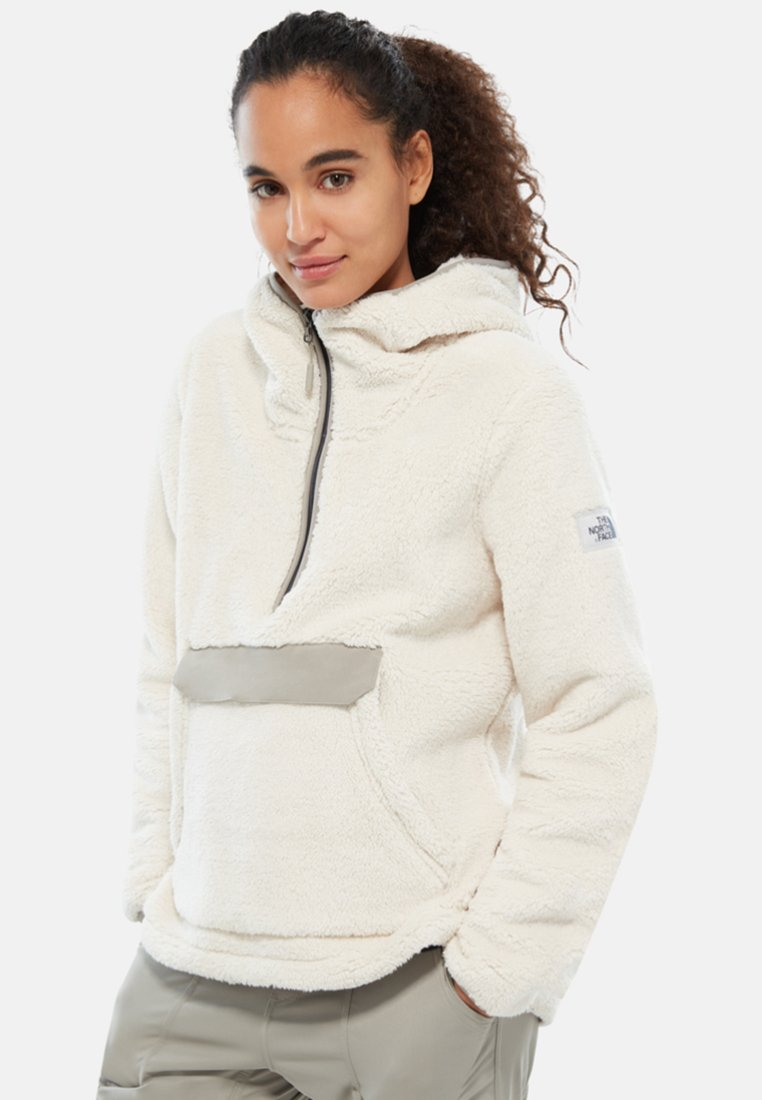 The North Face - Sweat polaire - white/grey