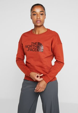 DREW PEAK CREW - Collegepaita - picante red