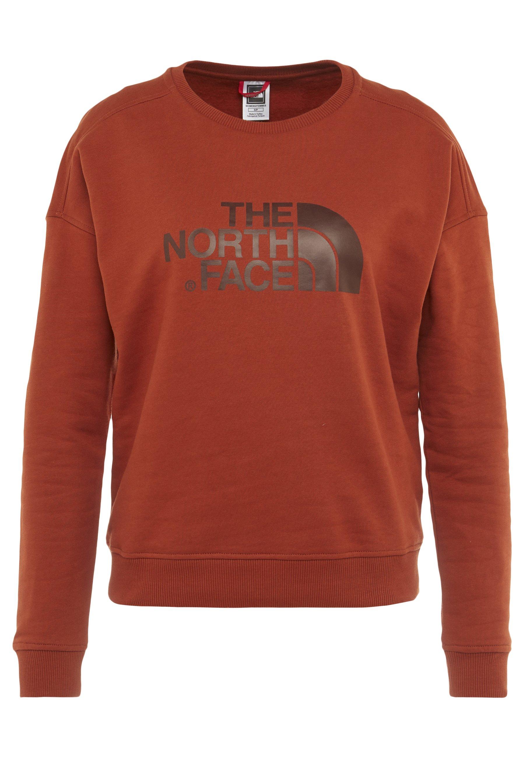 The North Face Drew Peak Crew - Sweatshirt Falls Blue