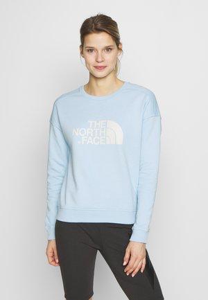 DREW PEAK CREW - Sweatshirt - falls blue