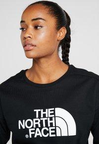 The North Face - DREW PEAK CREW - Sweatshirt - black - 3