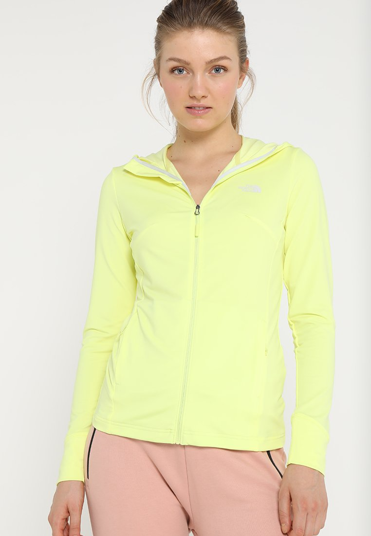 The North Face - HIKESTELLER HOODY  - Training jacket - exotic green