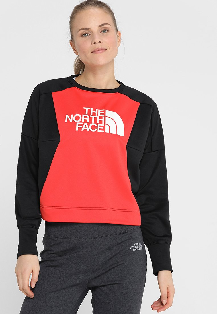 The North Face - Fleecegenser - juicy red
