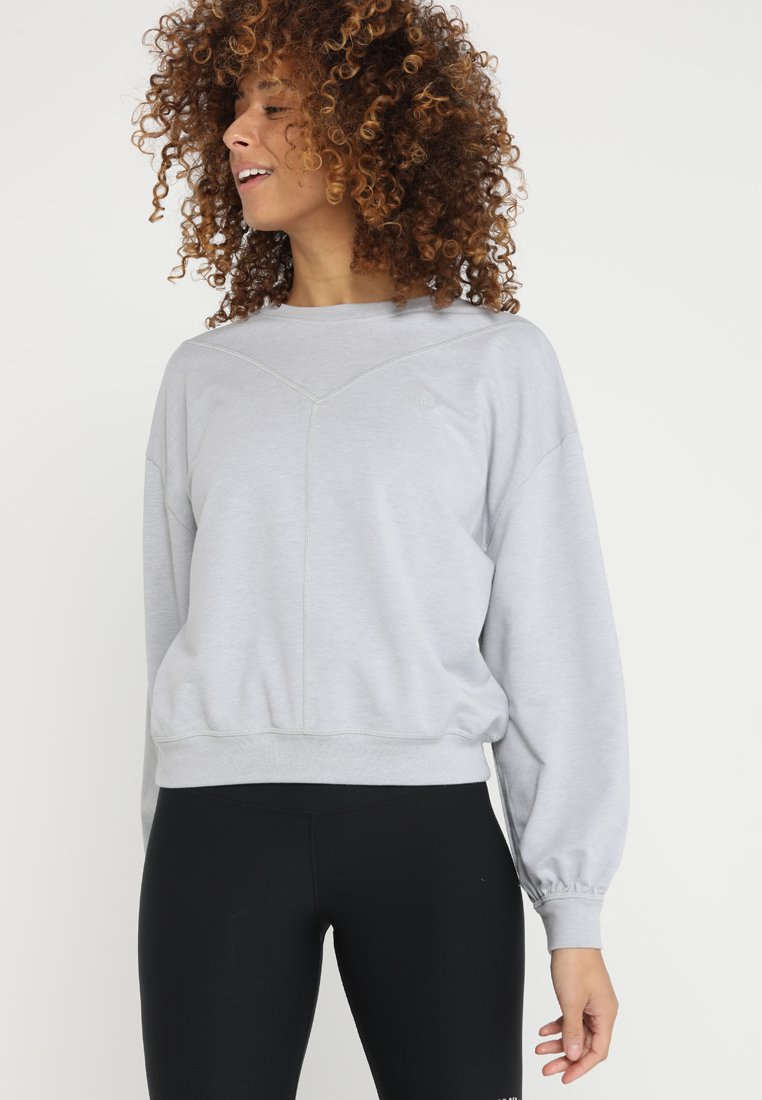 The North Face - ASCENTIAL  - Sweatshirts - light grey heater