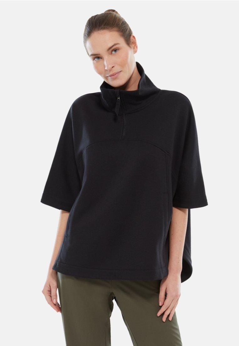 The North Face - SLACKER - Sweatshirt - black