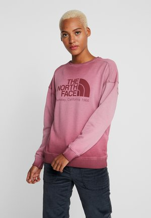 SIERRA CREW  - Sweatshirt - sequoia red