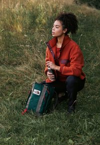 The North Face - CRAGMONT JACKET - Fleece jacket - picante red/deep garnet red - 4