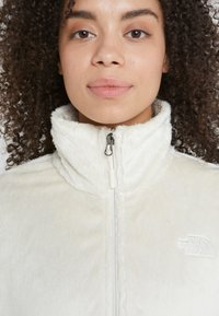 The North Face - OSITO ZIP - Fleecepaita - vintage white - 6