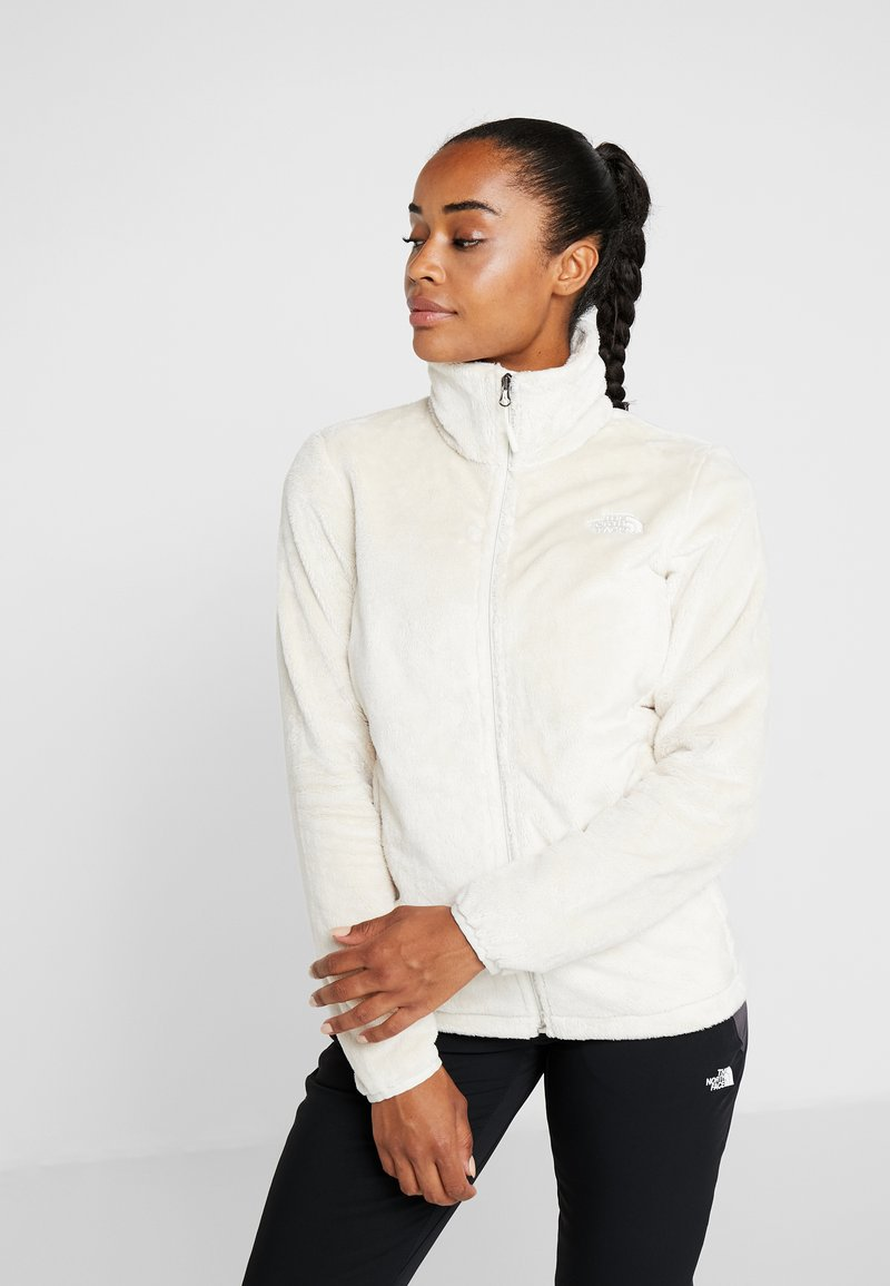 The North Face - OSITO JACKET - Giacca in pile - vintage white
