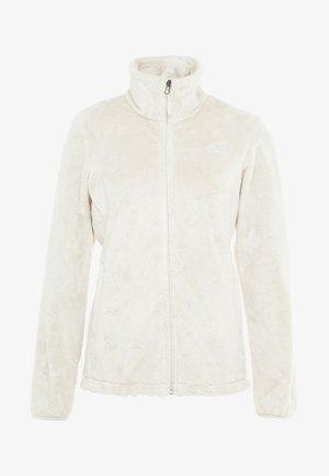 OSITO JACKET - Fleecová bunda - vintage white