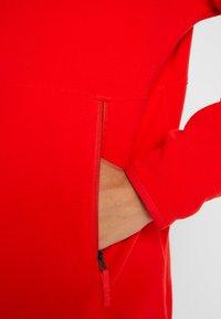 The North Face - GLACIER CREW - Bluza z polaru - fiery red - 6
