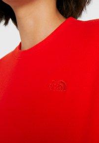 The North Face - GLACIER CREW - Bluza z polaru - fiery red - 3