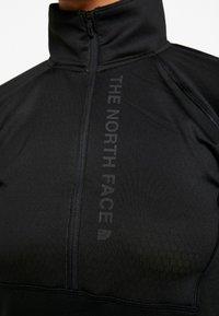 The North Face - IMPENDOR ZIP - Tekninen urheilupaita - black - 4