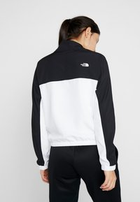 The North Face - JACKET - Windbreaker - white/black - 3