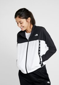 The North Face - JACKET - Windbreaker - white/black - 2