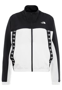 The North Face - JACKET - Windbreaker - white/black - 0