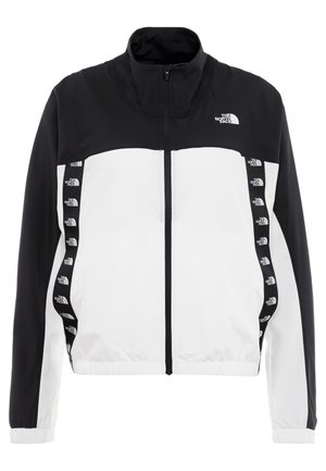 JACKET - Veste coupe-vent - white/black