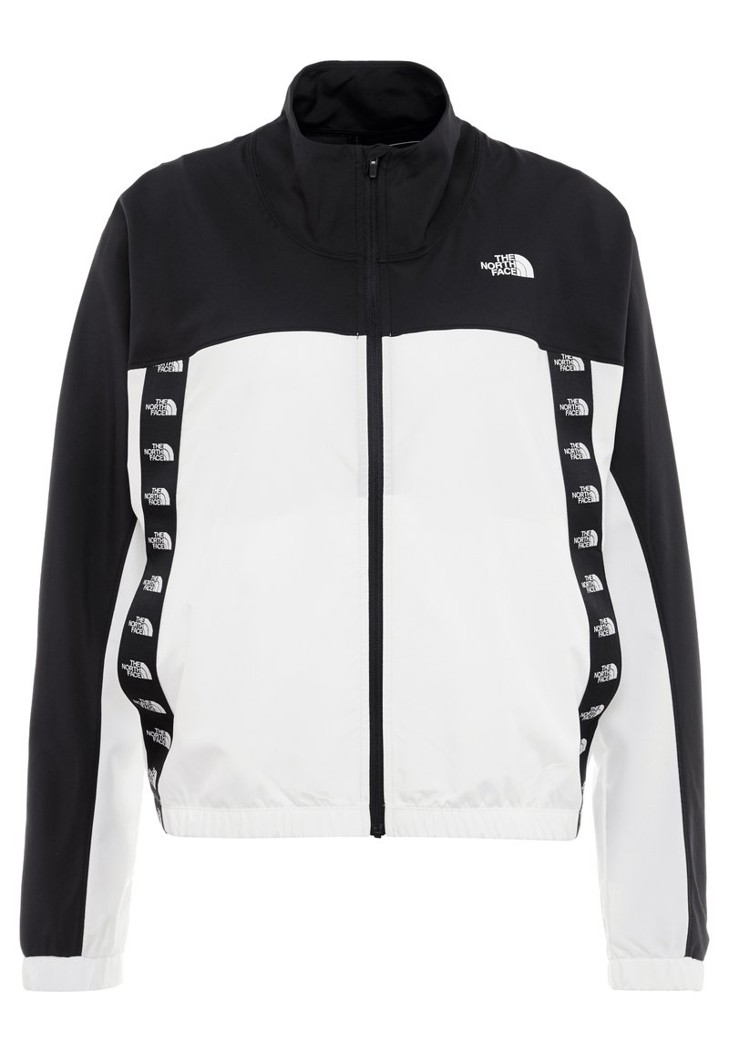 The North Face - JACKET - Windbreaker - white/black