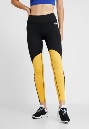 Tights - yellow