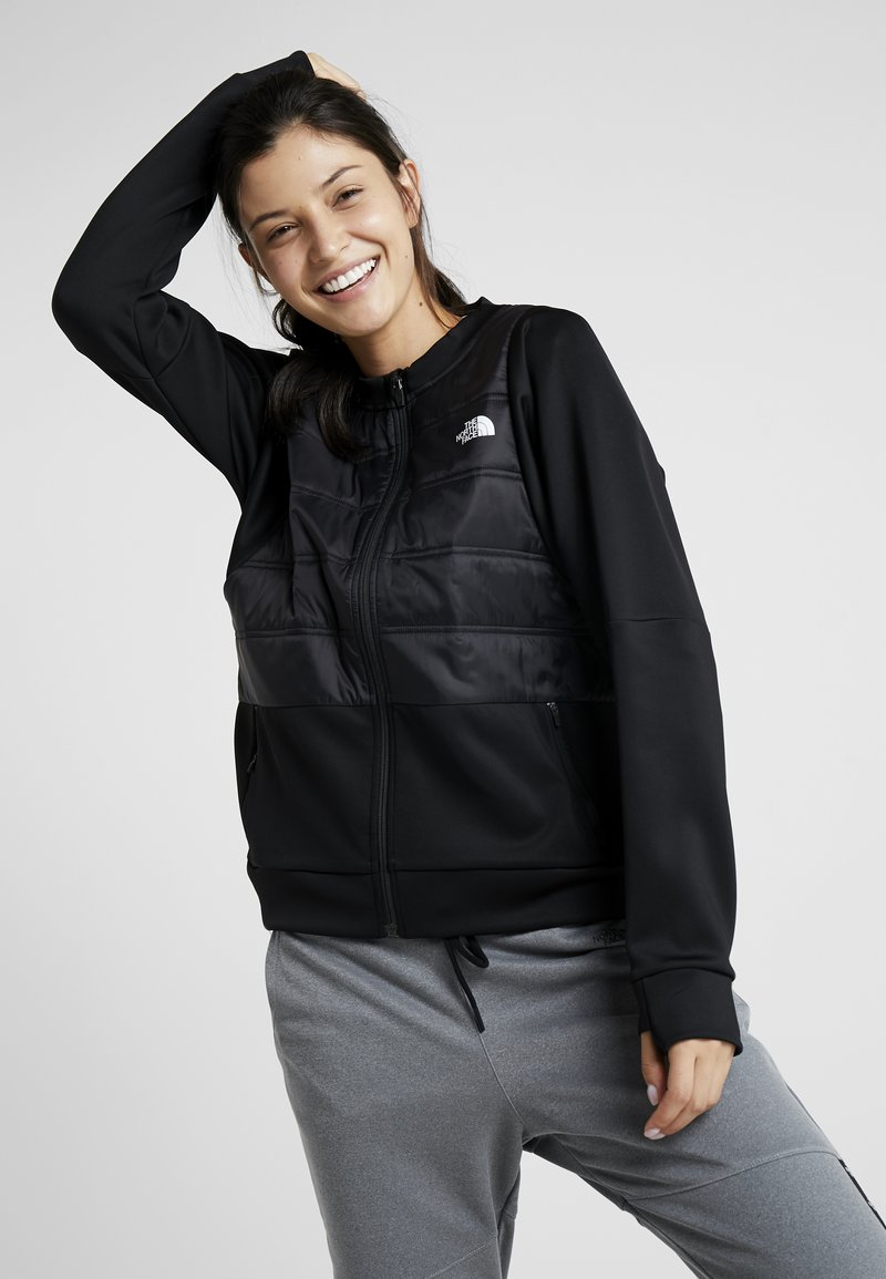 The North Face - INFINITY TRAIN - Outdoorjas - black