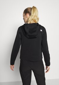 The North Face - WOMENS ACTIVE TRAIL SPACER - Treningsskjorter - black - 2