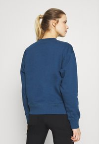 The North Face - WOMENS PARKS SLIGHTLY CROPPED CREW - Sweatshirt - blue wing teal - 2