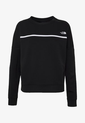 WOMENS VARUNA PULLOVER - Sweatshirt - black