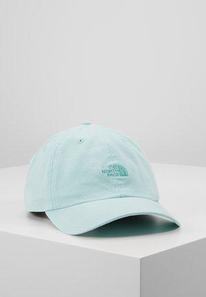 NORM HAT - Cap - coastal green wash