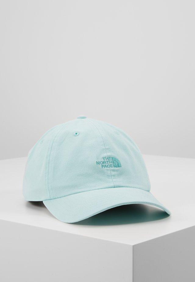 NORM HAT - Czapka z daszkiem - coastal green wash