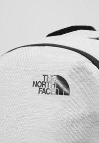 The North Face - WOMENS ELECTRA 11 - Rucksack - white metallic melange/black - 4