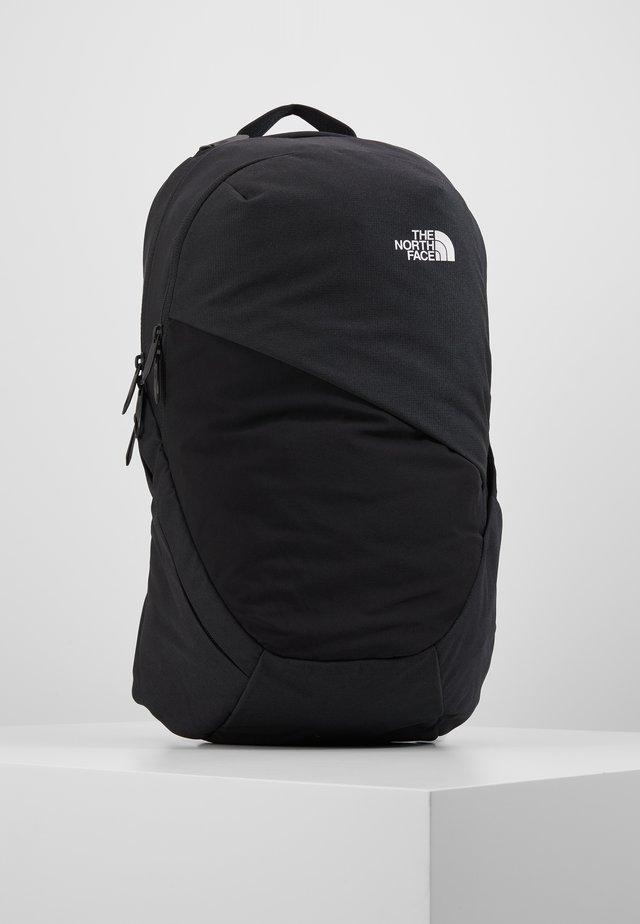 WOMENS ISABELLA - Plecak - black heathr/white