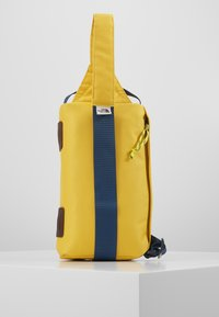 The North Face - FIELD BAG - Across body bag - yellow/blue/teal - 3