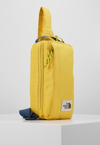 The North Face - FIELD BAG - Across body bag - yellow/blue/teal - 4