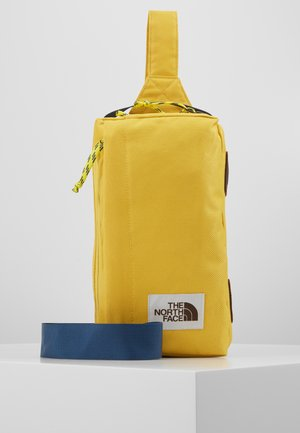 FIELD BAG - Torba na ramię - yellow/blue/teal