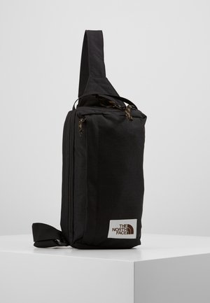 FIELD BAG - Across body bag - black heather