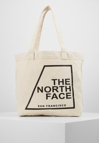 The North Face - TOTE - Treningsbag - beige/black - 0