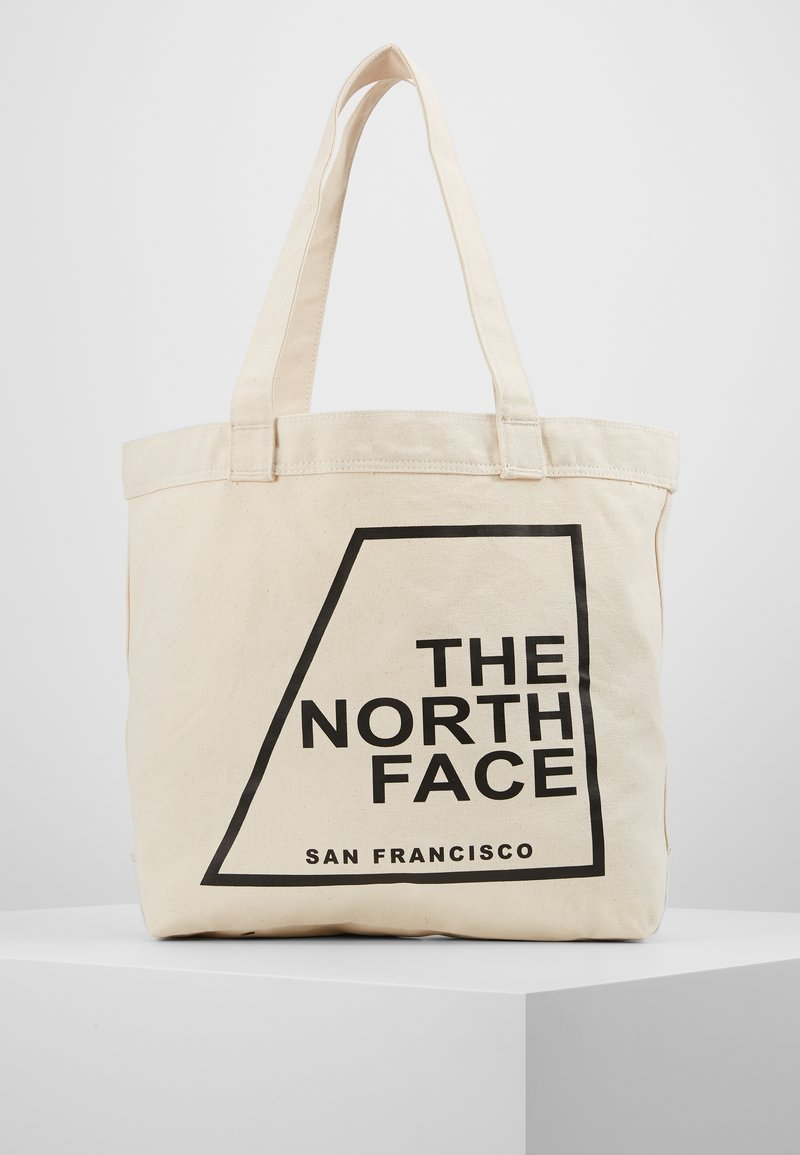The North Face - TOTE - Treningsbag - beige/black