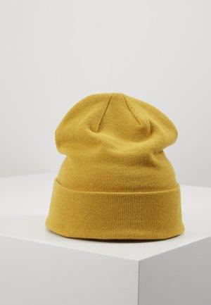 DOCK WORKER RECYCLED BEANIE - Beanie - yellow